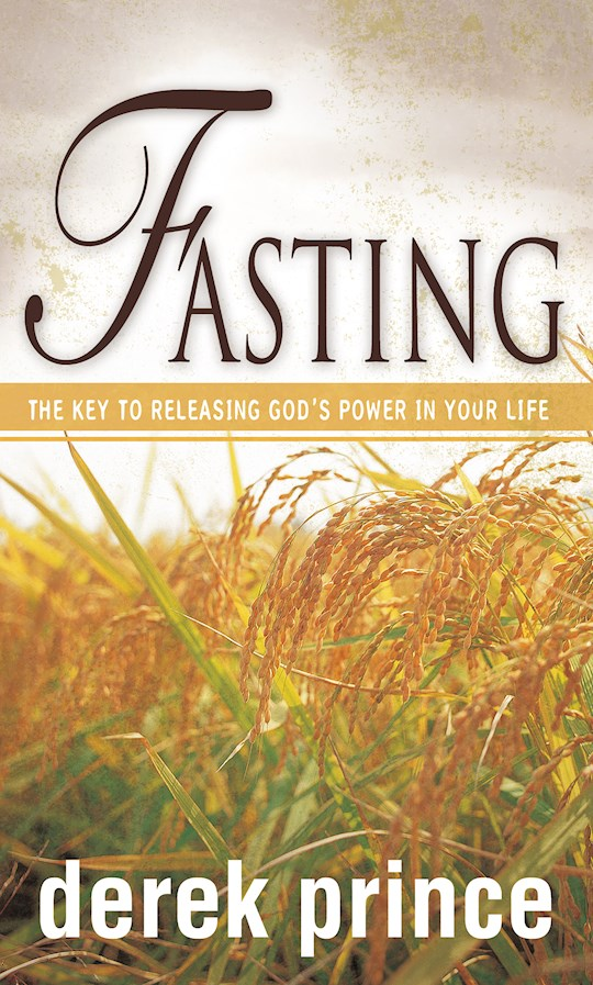 Fasting by Derek Prince | SHOPtheWORD