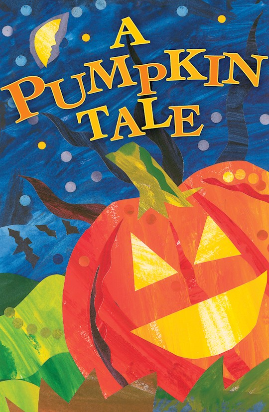 Tract-Halloween: A Pumpkin Tale (KJV) (Pack Of 25) by News Tracts Good | SHOPtheWORD