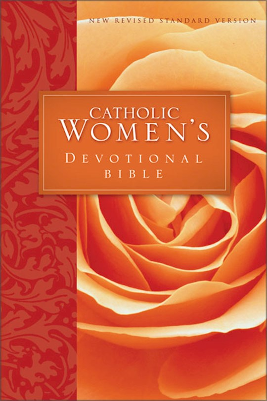 NRSV Catholic Women's Devotional Bible-Softcover | SHOPtheWORD