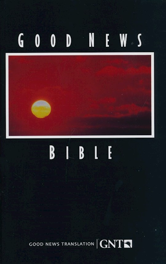 GNT Good News Bible-Softcover | SHOPtheWORD