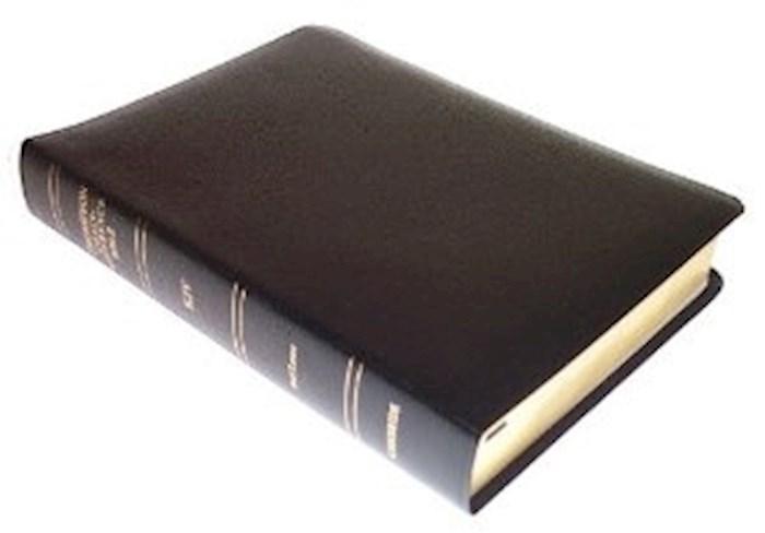 KJV Thompson Chain-Reference Bible-Black Bonded Leather | SHOPtheWORD
