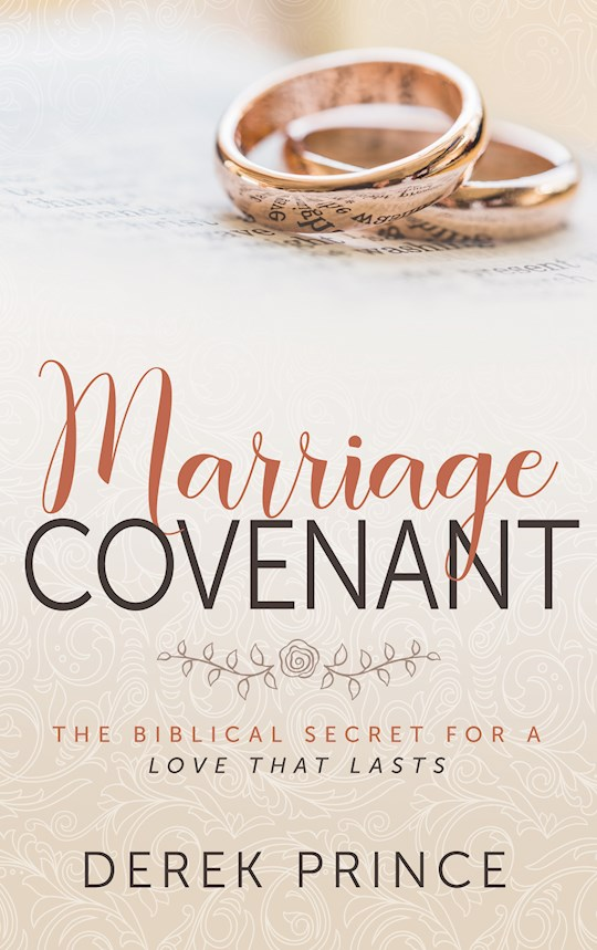 Marriage Covenant  by Derek Prince | SHOPtheWORD
