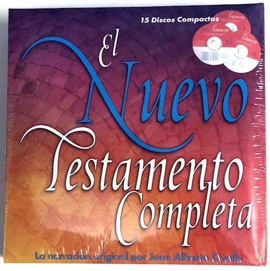 Span-Audio CD-RVR 2000 New Testament (15 CD) | SHOPtheWORD