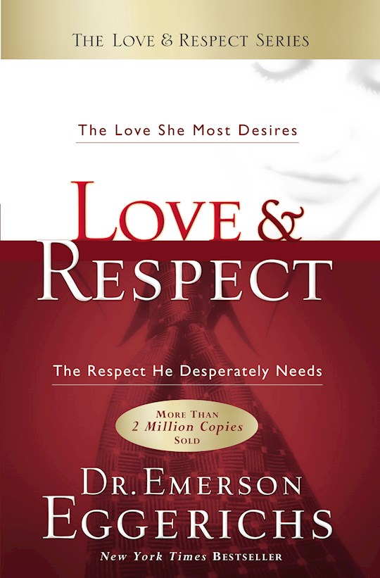 Love & Respect by Emerson Eggerichs | SHOPtheWORD