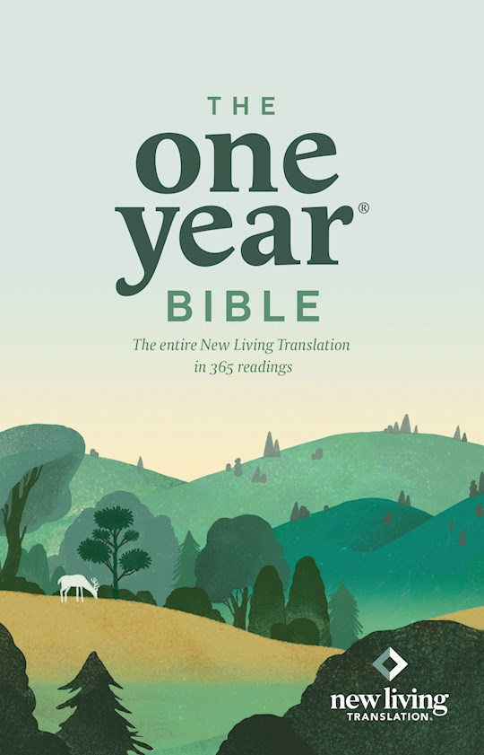 NLT One Year Bible-Softcover | SHOPtheWORD