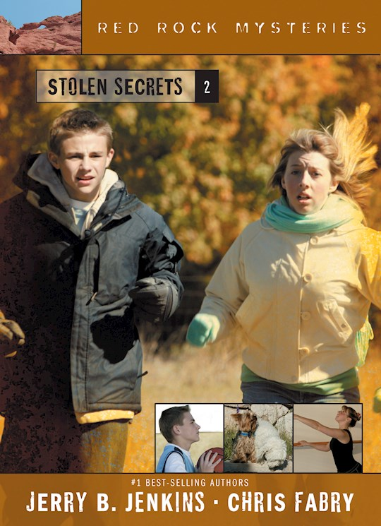 Stolen Secrets (Red Rock Mysteries #2) (Not Available-Out Of Print) by Jerry B Jenkins   SHOPtheWORD
