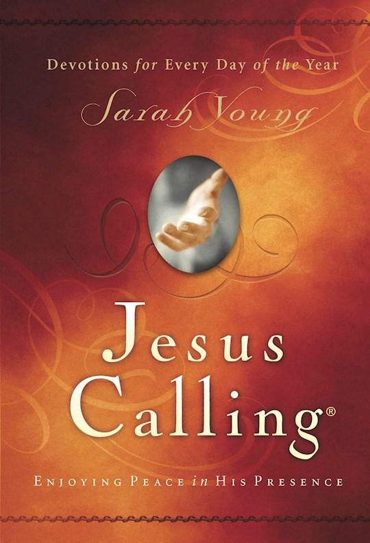 Jesus Calling by Sarah Young | SHOPtheWORD