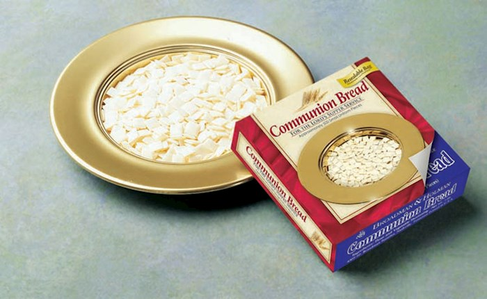 Communion-Bread Hard (Unleavened) (Pack Of 500) | SHOPtheWORD