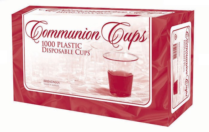 """Communion-Cup-Disposable-1-3/8"""" (Pack Of 1000) 