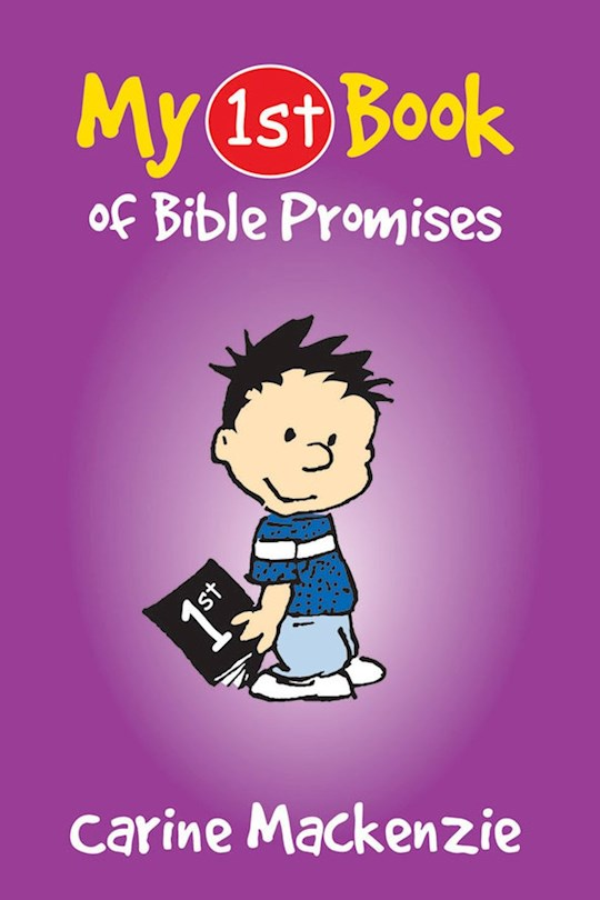 My First Book Of Bible Promises by Carine MacKenzie | SHOPtheWORD