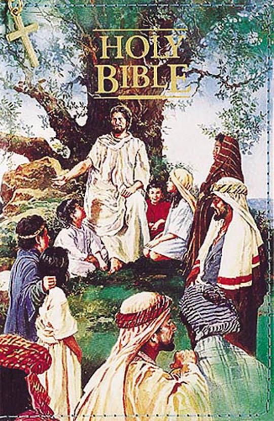 KJV Seaside Bible-Hardcover w/Zipper | SHOPtheWORD