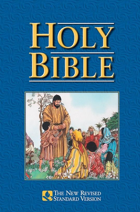 NRSV Children's Bible-Hardcover | SHOPtheWORD