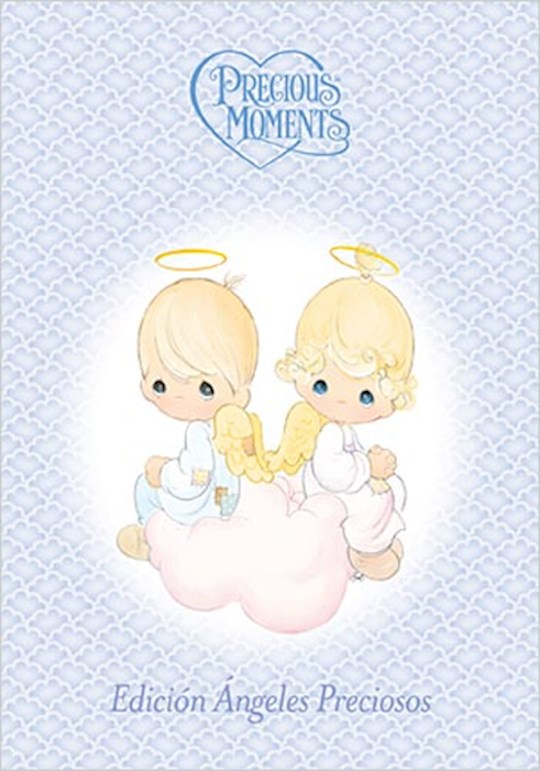 Span-RVR 1960 Precious Moments Bible-Angels | SHOPtheWORD