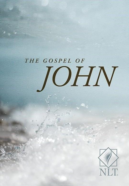 NLT Gospel Of John (Pack Of 10)-Softcover | SHOPtheWORD