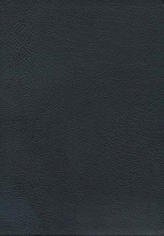 NASB MacArthur Study Bible-Black Bonded Leather | SHOPtheWORD