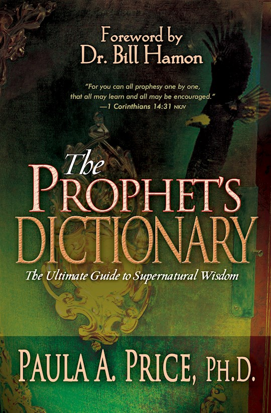 Prophets Dictionary by Paula Price | SHOPtheWORD