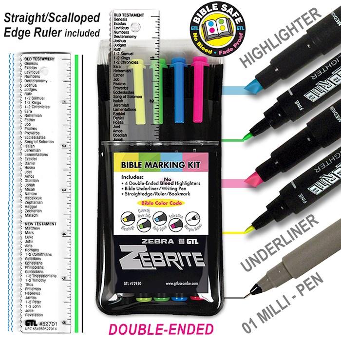 Highlighter-Bible Marking Kit | SHOPtheWORD