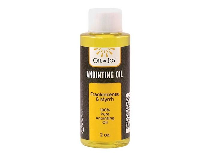 Anointing Oil-Frankincense & Myrrh-2 oz | SHOPtheWORD