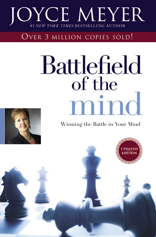 Battlefield Of The Mind by Joyce Meyer | SHOPtheWORD