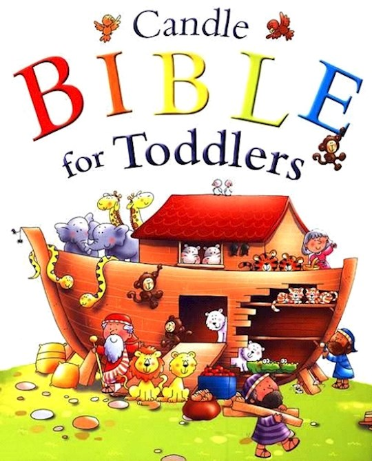 Candle Bible For Toddlers by Juliet David | SHOPtheWORD