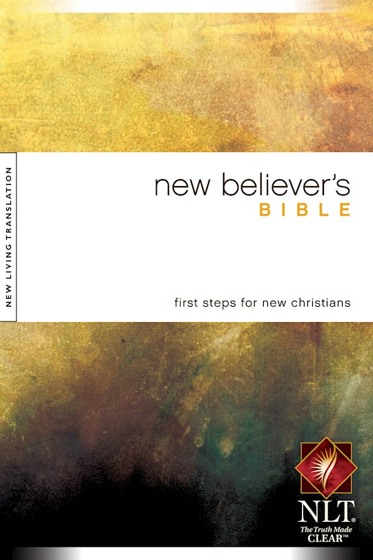 NLT New Believer's Bible-Softcover | SHOPtheWORD