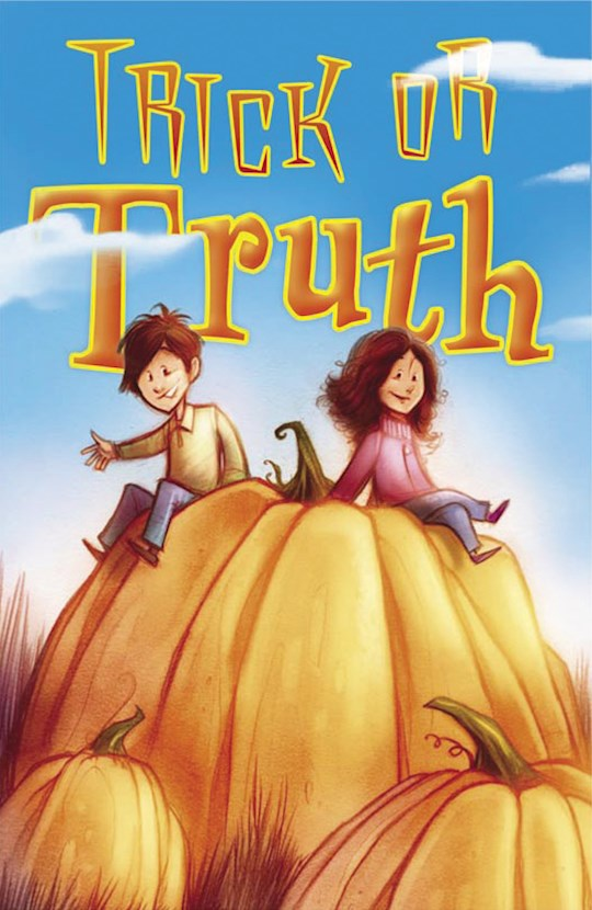 Tract-Halloween: Trick Or Truth (ESV) (Pack Of 25) by News Tracts Good | SHOPtheWORD
