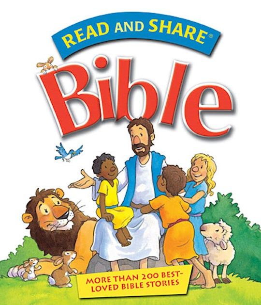Read And Share Bible by Gwen Ellis   SHOPtheWORD