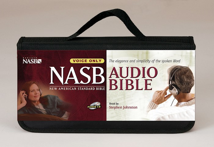 Audio CD-NASB Complete Bible (Voice Only) (58 CD) | SHOPtheWORD