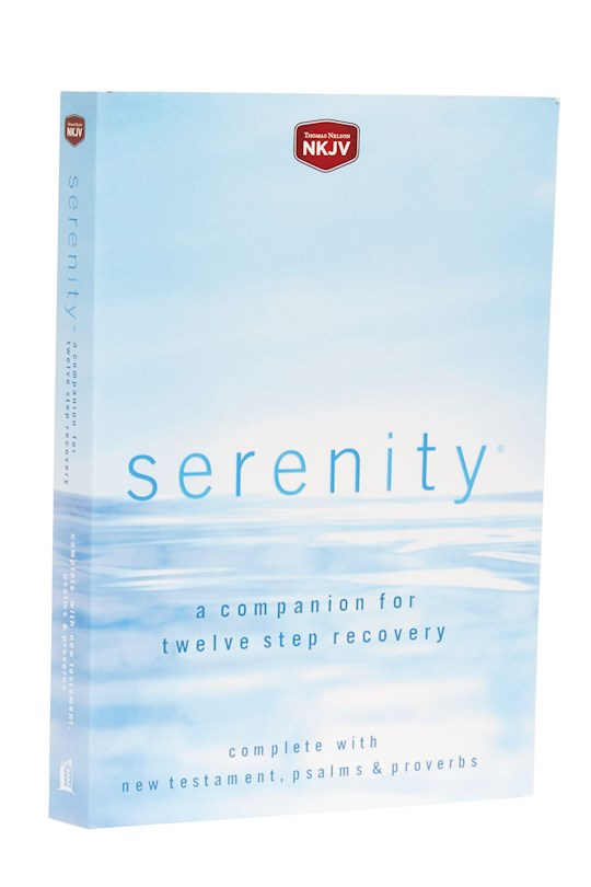 NKJV Serenity New Testament w/Psalms & Proverbs-Softcover | SHOPtheWORD