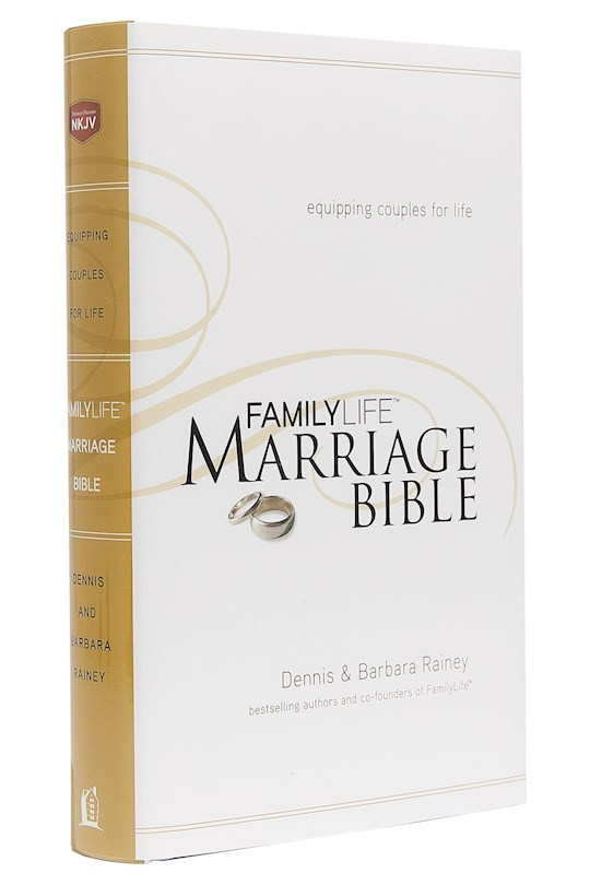 NKJV Familylife Marriage Bible-Hardcover | SHOPtheWORD