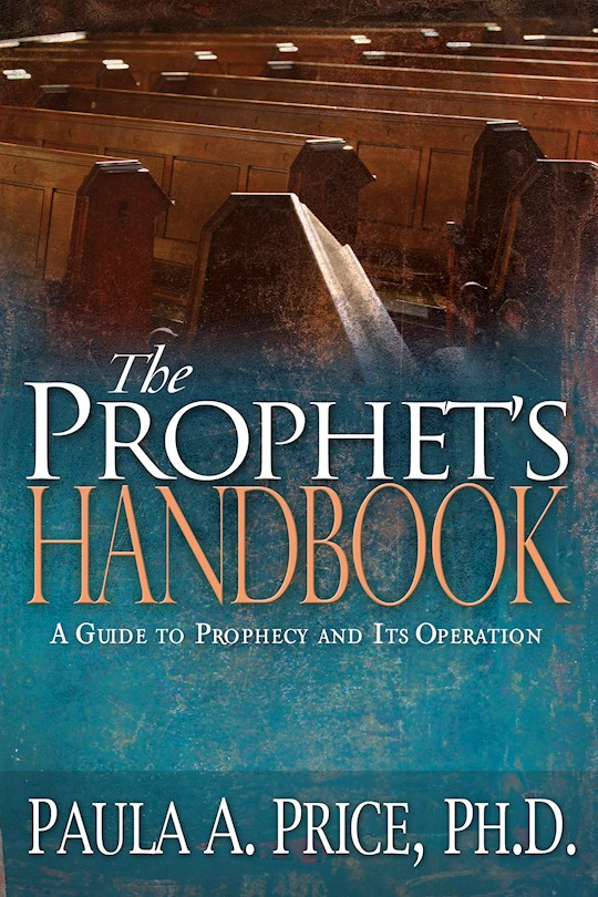 Prophets Handbook by Paula Price | SHOPtheWORD