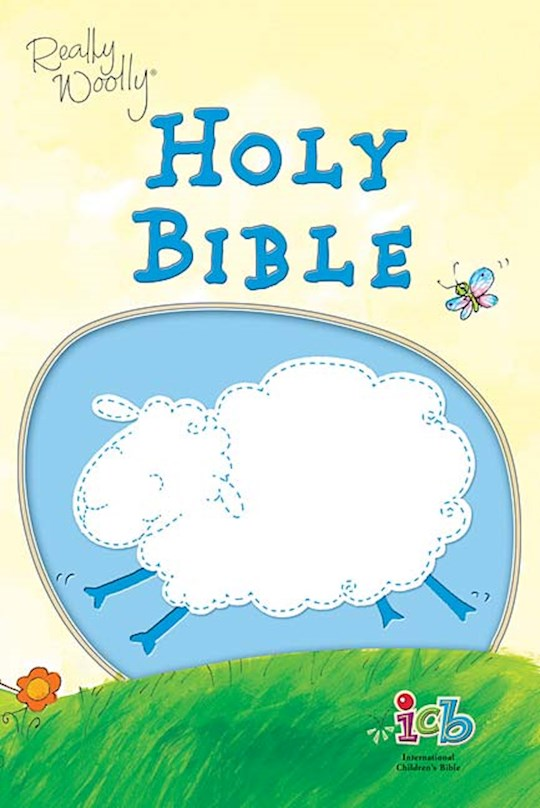 ICB Really Woolly Holy Bible-Blue Imitation Leather | SHOPtheWORD