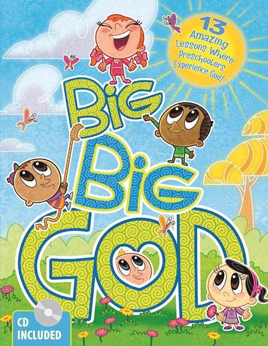 Big, Big God w/CD by Publishing Group | SHOPtheWORD