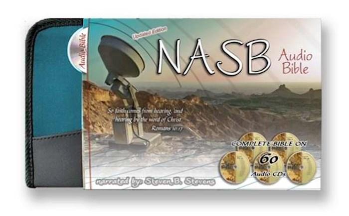 Audio CD-NASB Complete Bible-Zipper Case (60 CD) | SHOPtheWORD
