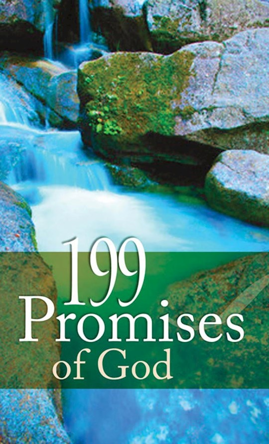 199 Promises Of God (Value Books) by Barbour | SHOPtheWORD