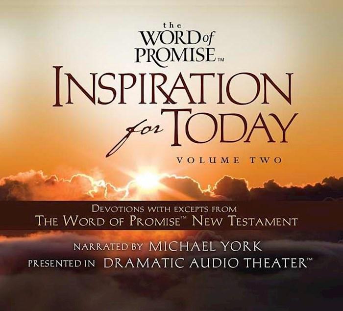 Audio CD-NKJV Word Of Promise Inspiration For Today V2 | SHOPtheWORD