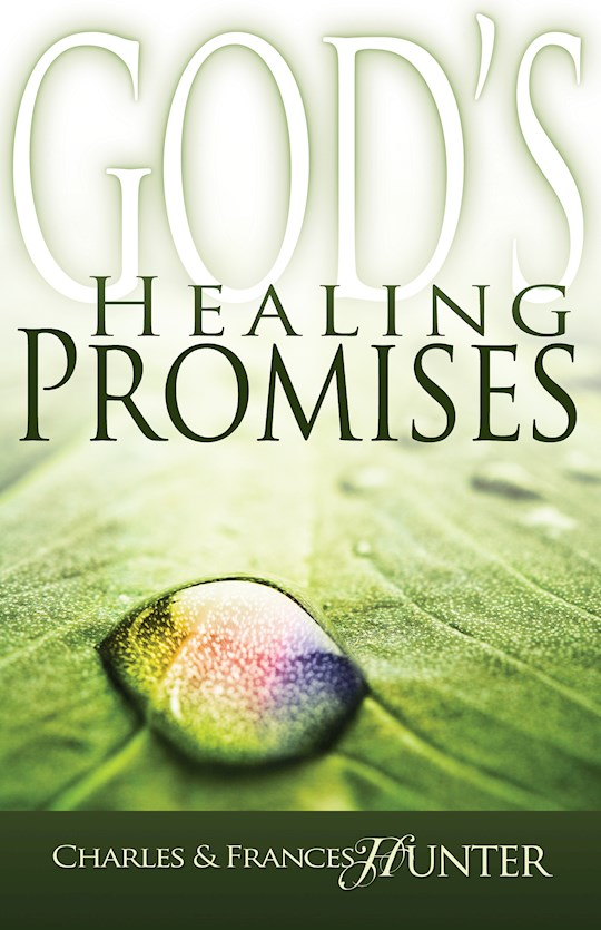 Gods Healing Promises by Charles  F Hunter | SHOPtheWORD