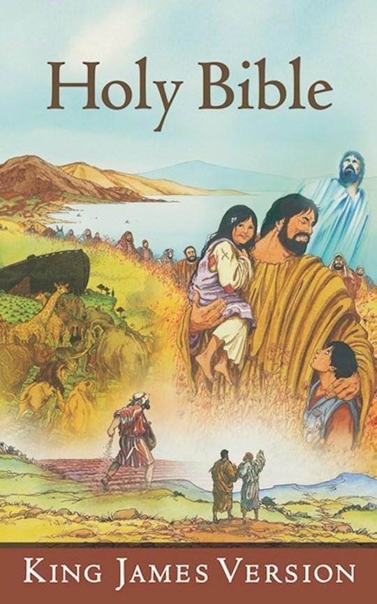 KJV Kids Bible-Hardcover  | SHOPtheWORD
