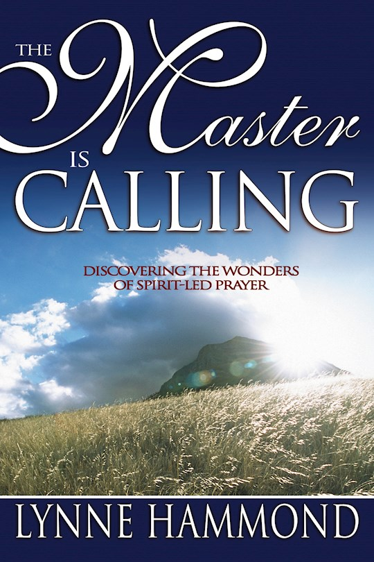 Master Is Calling by Lynne Hammond | SHOPtheWORD