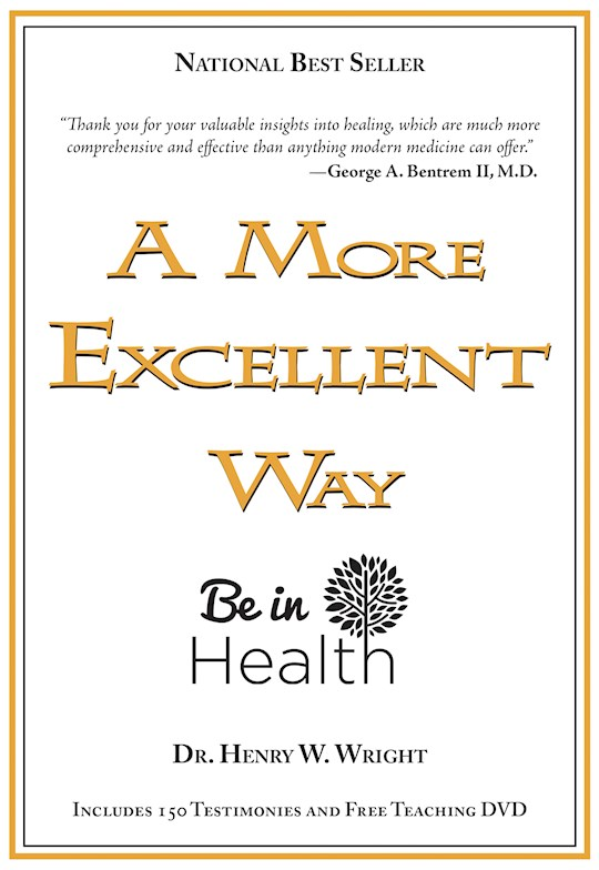 More Excellent Way (W/DVD) by Henry Wright   SHOPtheWORD