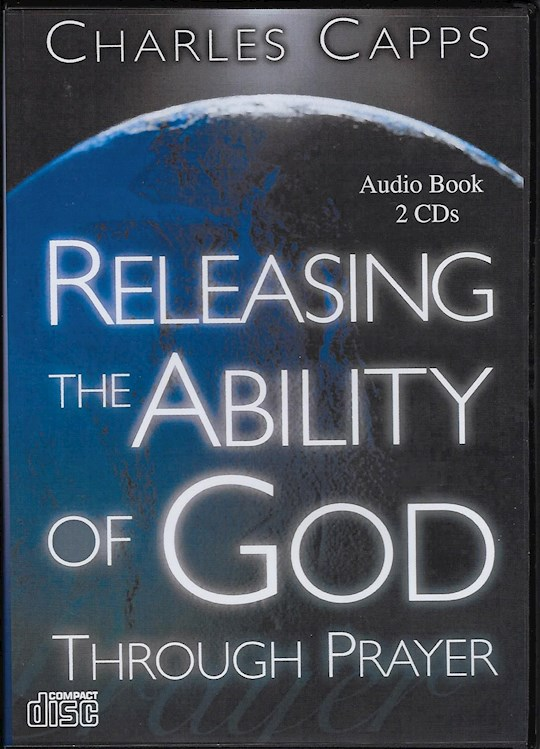 Audiobook-Audio CD-Releasing The Ability Of God (2 CD) by Charles Capps | SHOPtheWORD