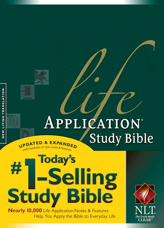 NLT Life Application Study Bible (Second Edition)-Hardcover Indexed | SHOPtheWORD