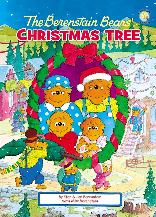 The Berenstain Bears' Christmas Tree (Living Lights) by Bears Berenstain | SHOPtheWORD