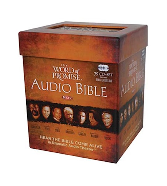 Audio CD-NKJV Word Of Promise Audio Bible-Drama (79 CD) | SHOPtheWORD