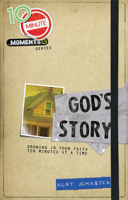 10 Minute Moments: God's Story by George Wigram | SHOPtheWORD