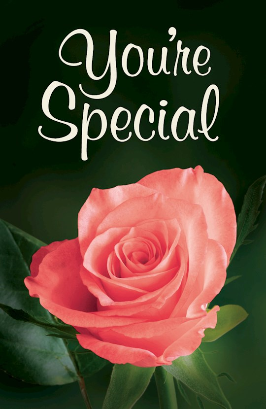 Tract-You're Special-25th Annversary Edition (KJV) (Pack of 25) by Ted Griffin | SHOPtheWORD