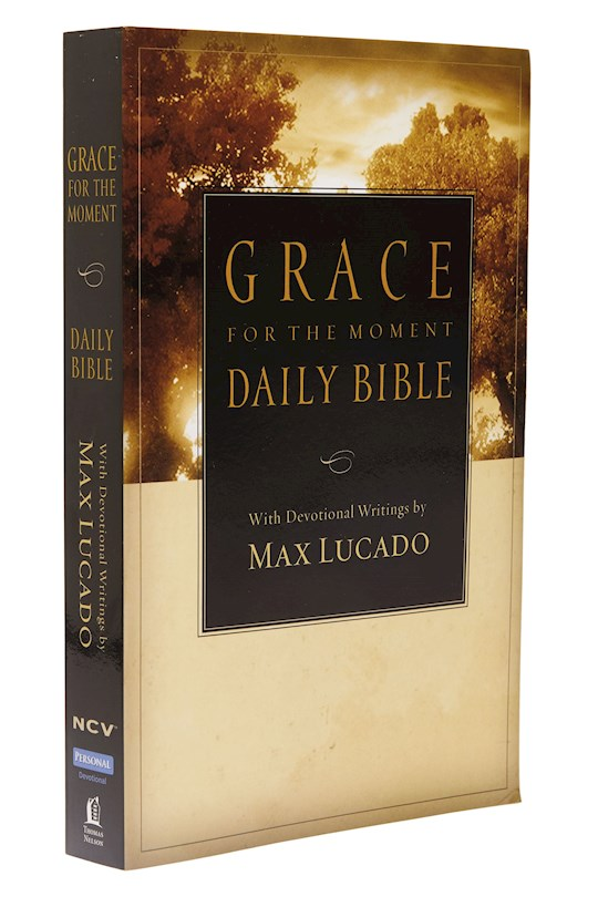 NCV Grace For The Moment Daily Bible-Softcover | SHOPtheWORD