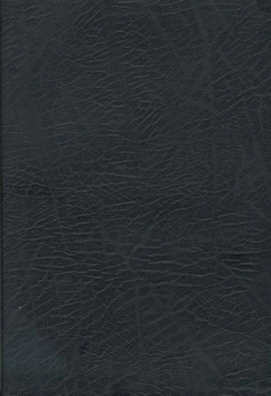 NKJV MacArthur Study Bible/Large Print-Black Bonded Leather | SHOPtheWORD