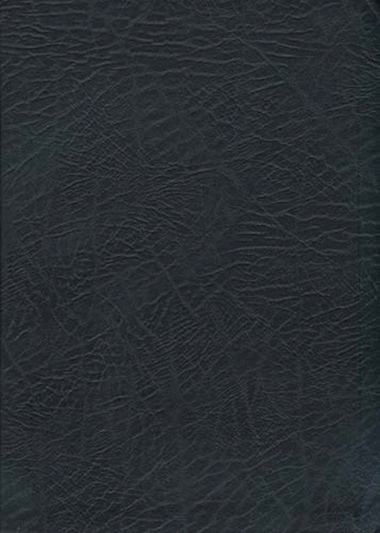 NKJV MacArthur Study Bible/Large Print-Black Bonded Leather Indexed | SHOPtheWORD