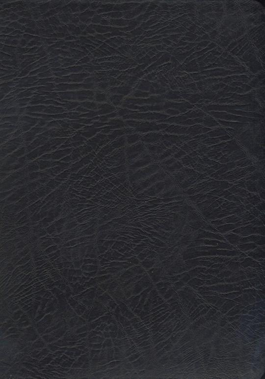 NASB MacArthur Study Bible/Large Print-Black Bonded Leather | SHOPtheWORD